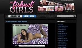 My Fishnet Girls - Fishnet JOI